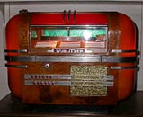 Wurlitzer Model 41 Juke Box, 1940-1941